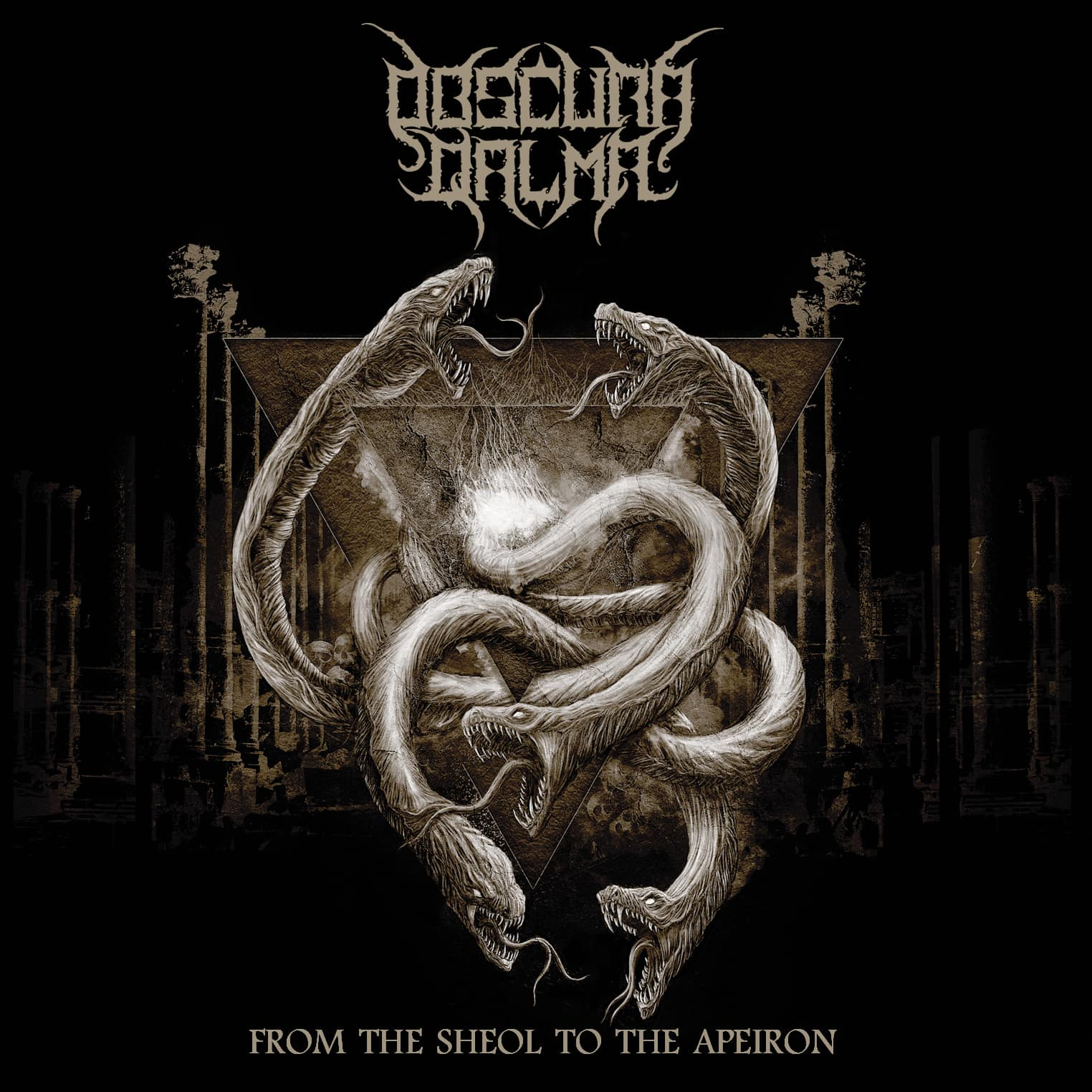 OBSCURA QALMA-FROM THE SHEOL TO THE APEIRON-COVER ARTWORK-NESTOR AVALOS-NESTOR