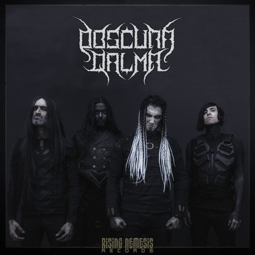 OBSCURA QALMA-SIGNS-WITH-RISING NEMESIS RECORDS-NEW ALBUM-SOON