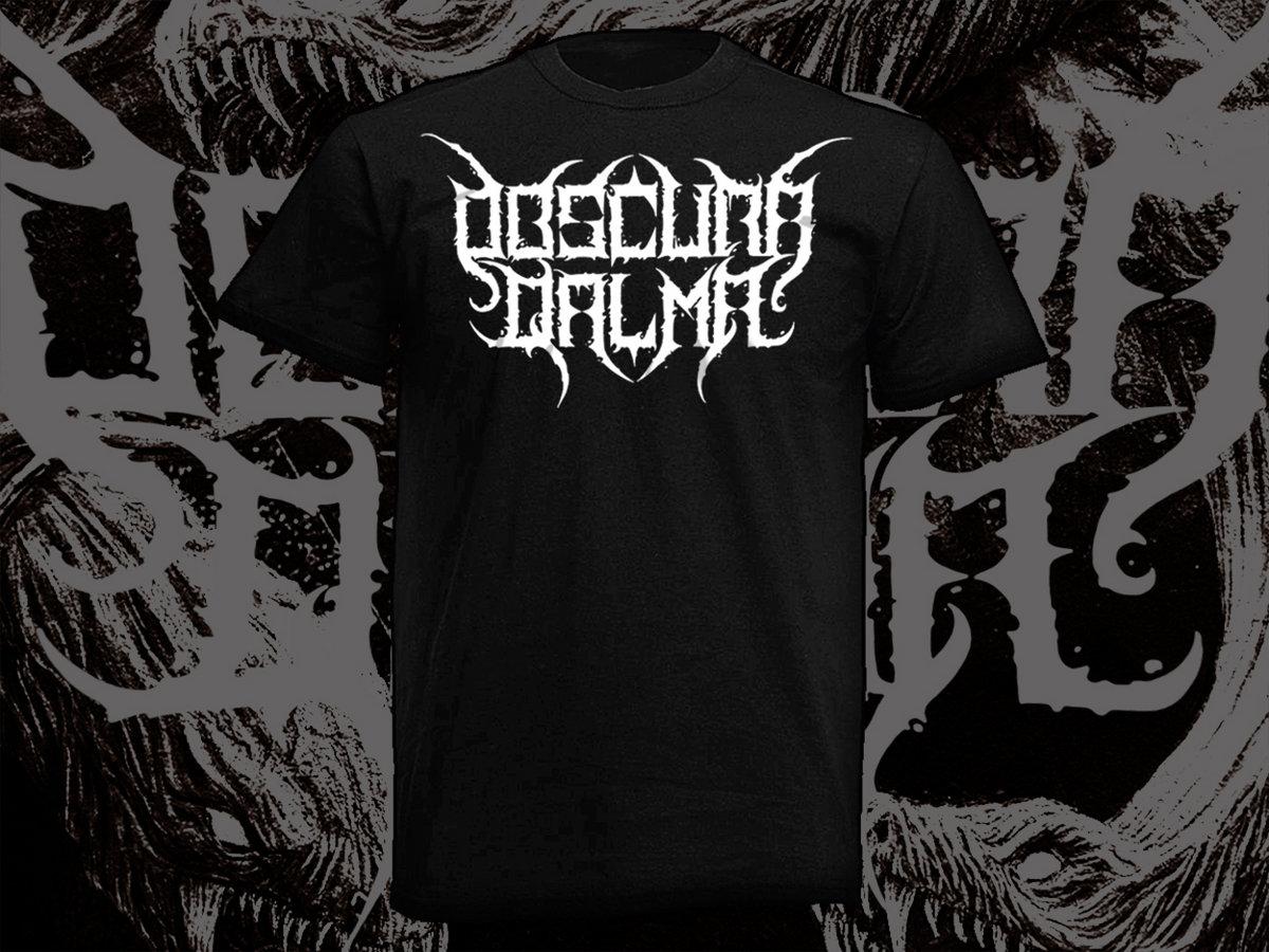 Obscura Kalma-identity TShirt-Logo TShirt
