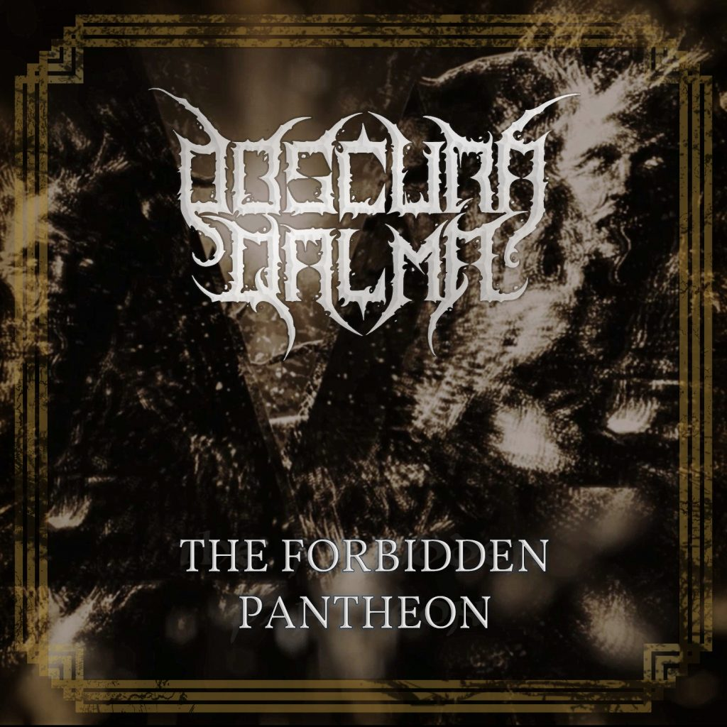 obscura qalma-the forbidden pantheon-blackened death metal-orchestral death metal-symphonic death metal-symphonic black metal-new metal vidoclip -death metal news-rising nemesis records